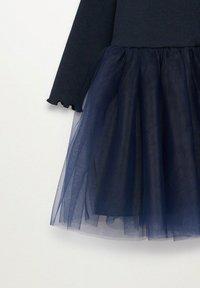Mango - BOSTON - Day dress - dunkles marineblau - 2