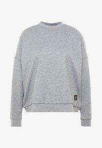 Hummel - HMLESSI  - Sweater - grey melange - 3