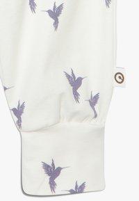 Müsli by GREEN COTTON - SHADOW BABY ZGREEN - Trousers - cream - 4