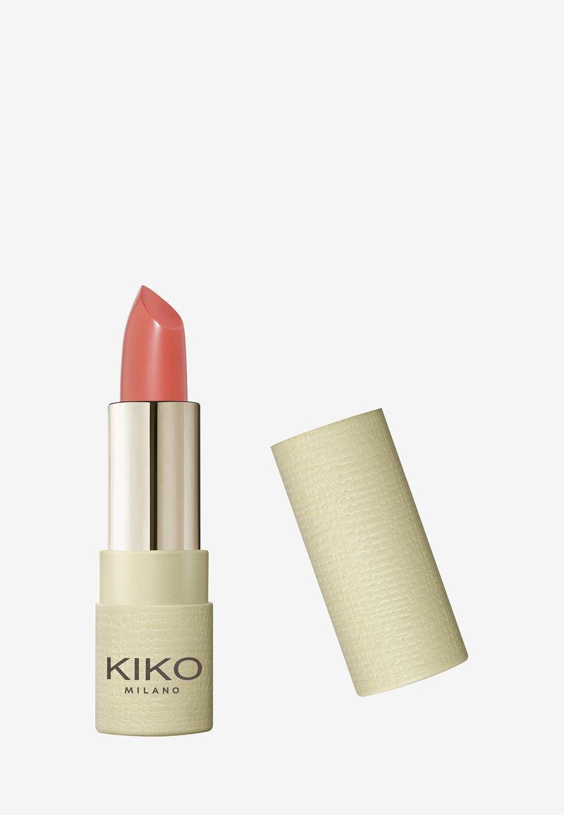KIKO Milano - GREEN ME MATTE LIPSTICK - Lipstick - 100 universal nude