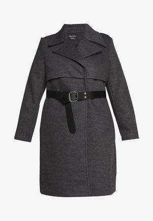 COAT MAGNUM - Classic coat - charcoal