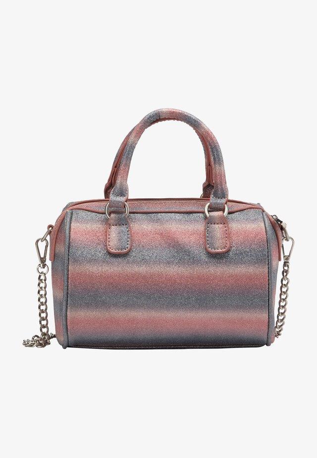 Handväska - rosa blau
