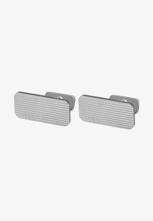 THIN  - Manžetové knoflíčky - silver-coloured