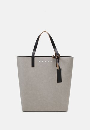 TRIBECA  UNISEX - Tote bag - natural grey/black