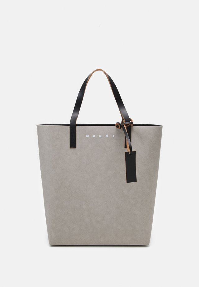TRIBECA  UNISEX - Shopping bags - natural grey/black