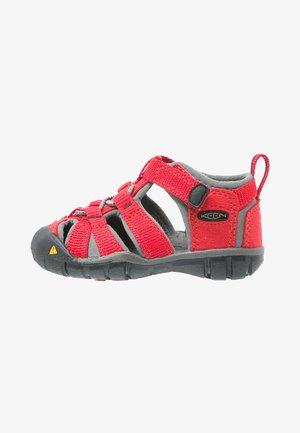 SEACAMP II CNX - Walking sandals - racing red/gargoyle
