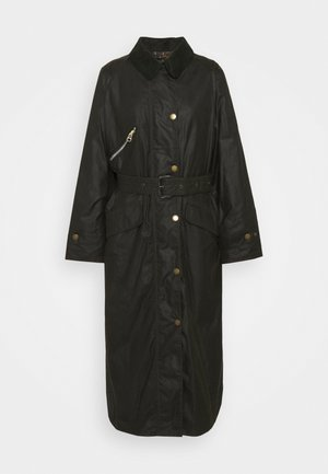 ALEXA CHUNG X BARBOUR EDNA  - Classic coat - sage/fern/classic