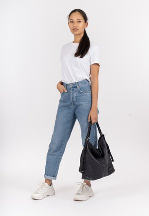 STACY - Tote bag - blue