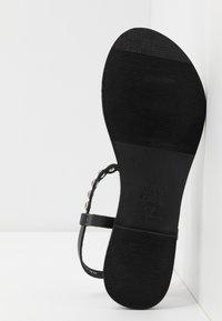New Look - FELICITY - Japonki - black - 6