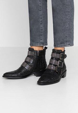 Kotníková obuv - focus black