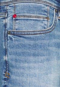 s.Oliver - YORK - Straight leg jeans - blue - 2