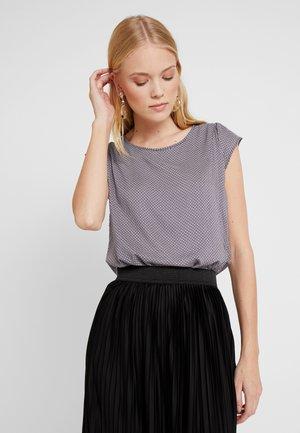 FANNIE - Bluse - dark violet