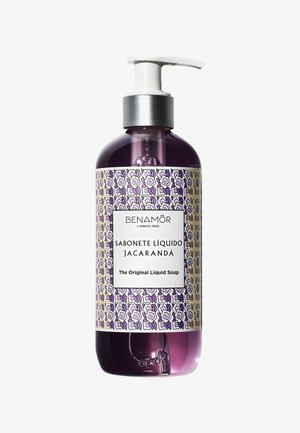 LIQUID SOAP 300ML - Liquid soap - jacarandá