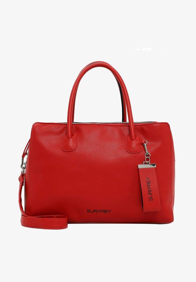 LEXY - Käsilaukku - red blue
