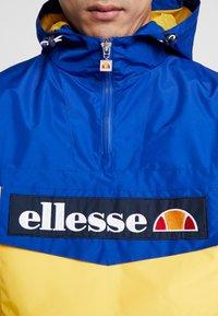 Ellesse - MONT - Windbreaker - blue/yellow - 5