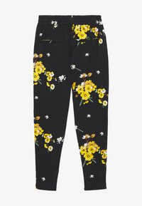 ONLY Petite - ONLPOPTRASH EASY PANT  - Bukse - black/golden - 1