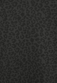 ONLY Carmakoma - CARKAYLEE  - Korte jurk - phantom/black leo - 5