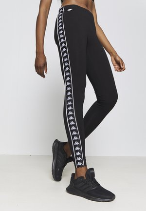 HANNE - Leggings - caviar