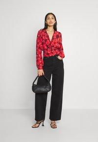 Rolla's - BELLA DATURA BLOUSE - Bluse - raspberry - 1