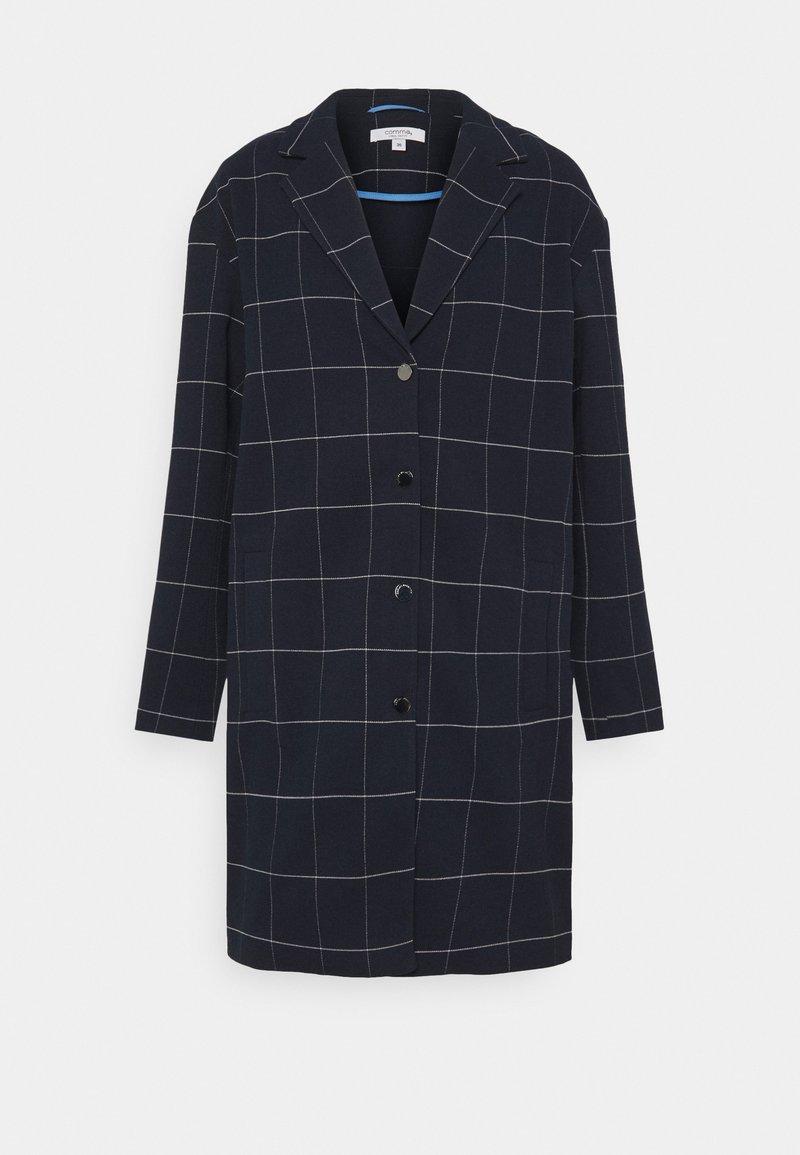 comma casual identity - GEHROCK LANGARM - Classic coat - dark blue