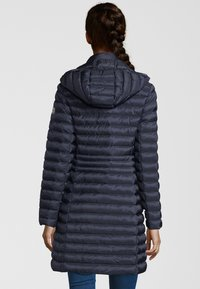 No.1 Como - STEPPMANTEL OSLO - Winter coat - navy - 1