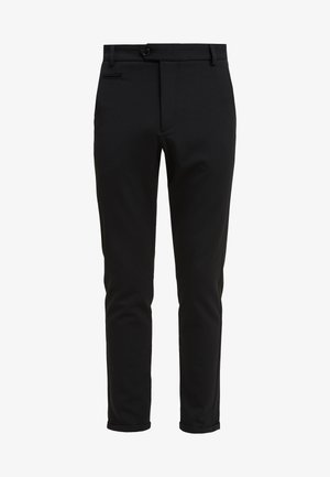 SUIT PANTS COMO - Stoffhose - black