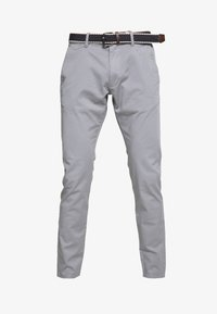 s.Oliver - Chinos - ice grey - 4
