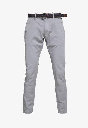 Chinos - ice grey