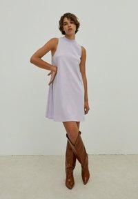 EDITED - ALEANA - Day dress - lila - 2