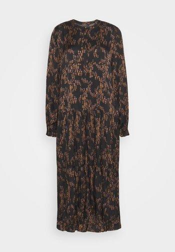 ROSELLA DRESS - Denní šaty - black
