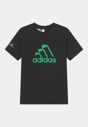 GRAPHIC TEE UNISEX - T-shirt print - black