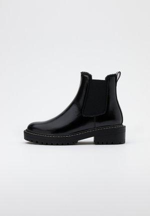 ONLBOLD CHELSA BOOTIE - Bottes de neige - black