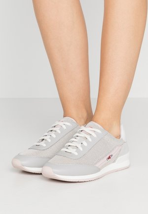 AMY LACE UP - Trainers - pastel grey