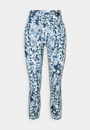 TURN THE TIDE LEGGING - Tights - blue