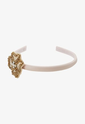 FLORAL HEADBAND SKINNY - Hair styling accessory - nude