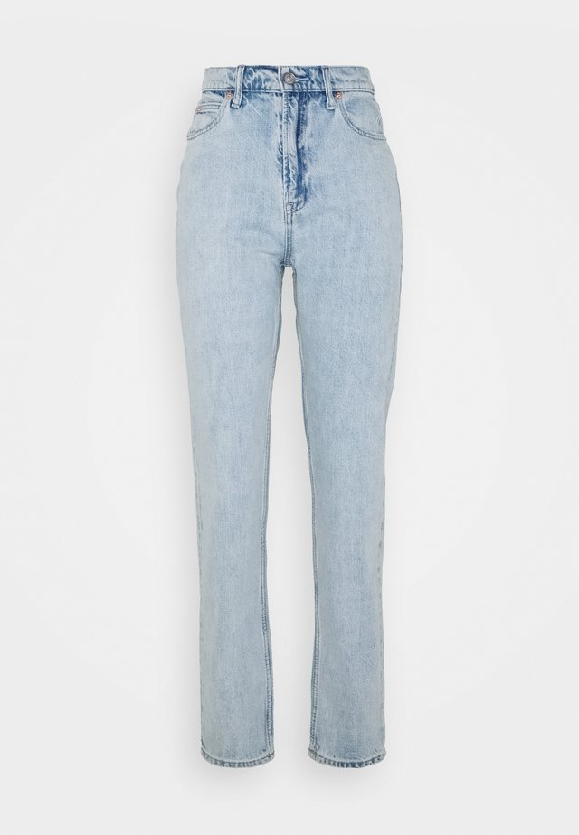 MOM CASPIAN - Relaxed fit jeans - light indigo