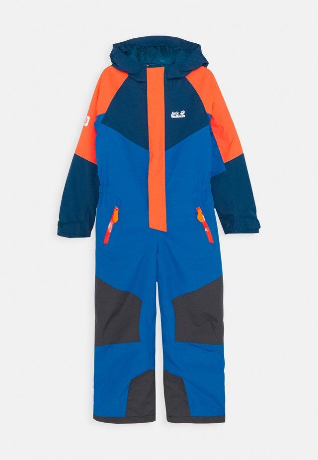 GREAT SNOW SNOWSUIT KIDS - Tuta da neve - blue pacific