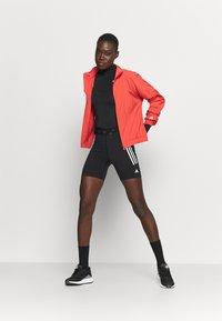 adidas Performance - CYCLING SHORT  - Tights - black/white - 1