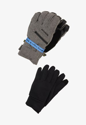 GORE 2IN1 - Gloves - bog heather