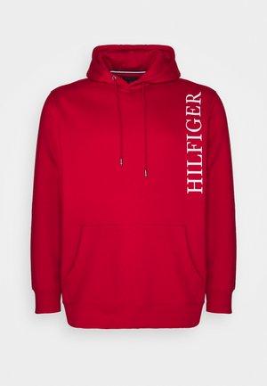 HOODY - Hoodie - red