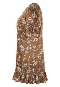 INAN ISIK - Day dress - braun - 2