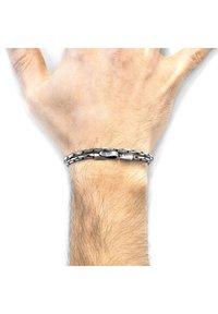 Anchor & Crew - MIZZEN  - Bracelet - silver - 1