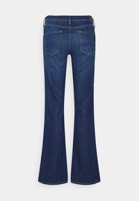Pepe Jeans - AUBREY - Flared Jeans - blue denim - 1
