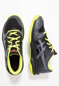 ASICS - GEL-TACTIC 2 - Volleyball shoes - black/silver - 0