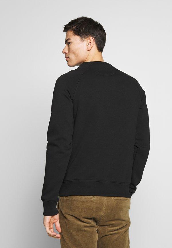 Pier One 2 PACK - Bluza - khaki/black/khaki Odzież Męska UWUO