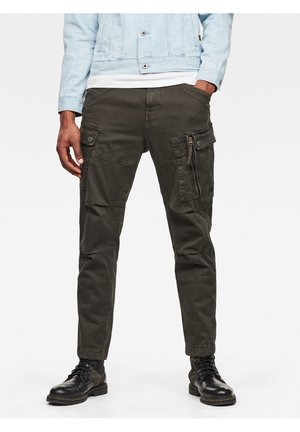 ROXIC STRAIGHT TAPERED  - Cargo trousers - grey