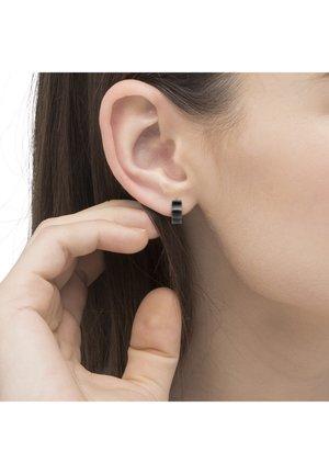 MIT CLIP - Earrings - schwarz