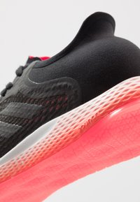 adidas Performance - FOCUS BREATHE FOCUS RUNNING SHOES - Neutral running shoes - core black/solar red/crystal white - 5
