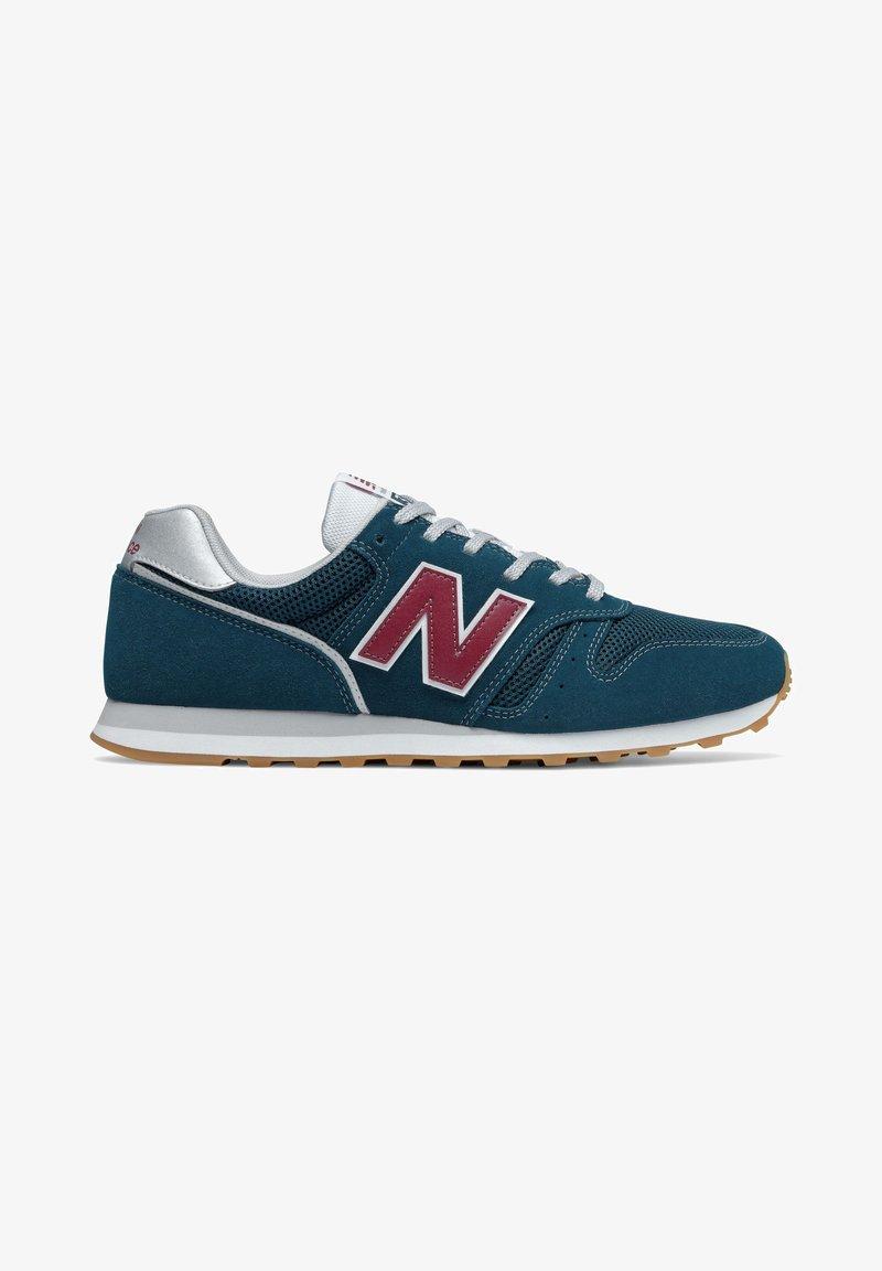 New Balance - Sneakers - rogue wave/neo crimson