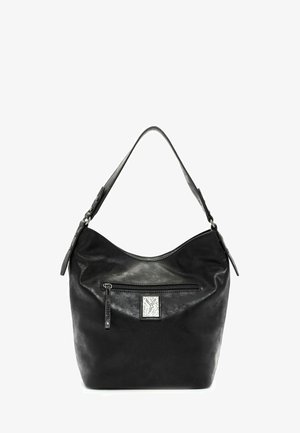 BEUTEL BETHY - Handbag - black 100
